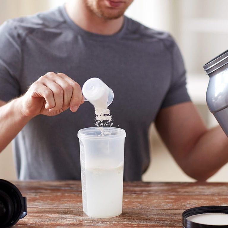 Odżywki białkowe: jak je rozróżnić?